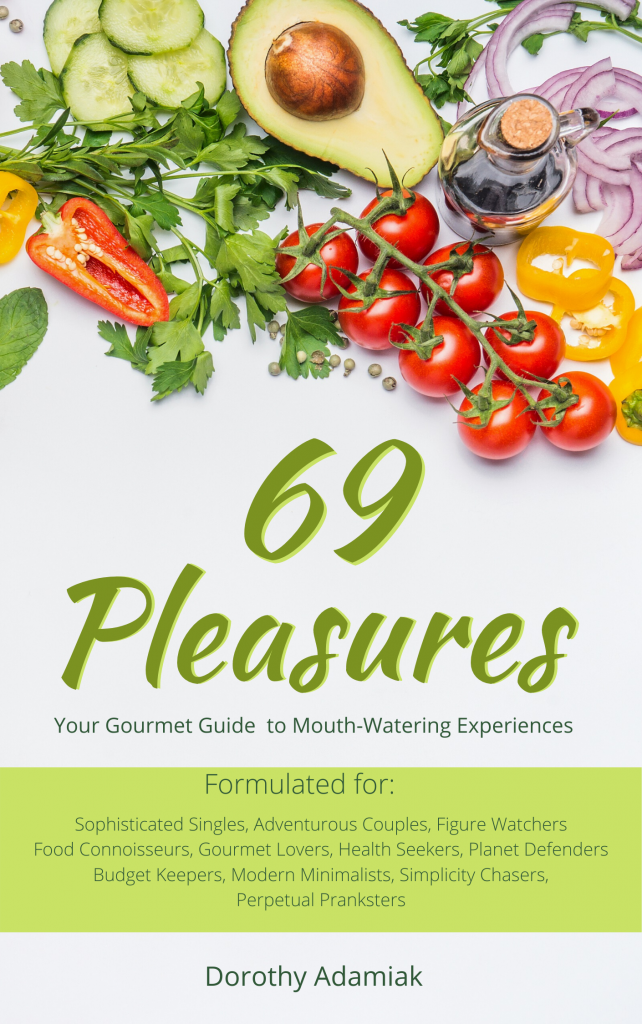 69 Pleasures kindle cover