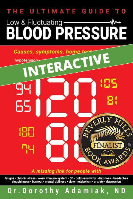 Ultimate guide to low & fluctuating blood pressure