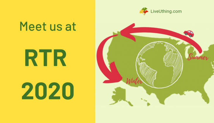 Meet us at RTR 2020