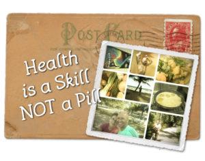 Health is a Skill