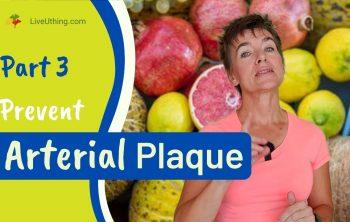 How to prevent arterial plaque