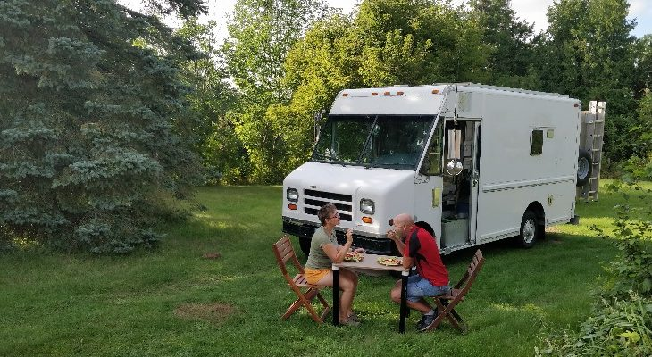 Vanlife our way