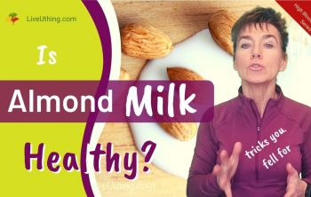 Is almond milk healthy or a marketing scam