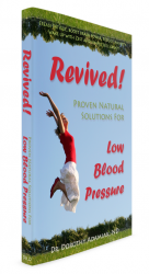 Low blood pressure causes treatment symptoms