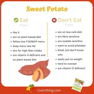 Are sweet potatoes good for you?