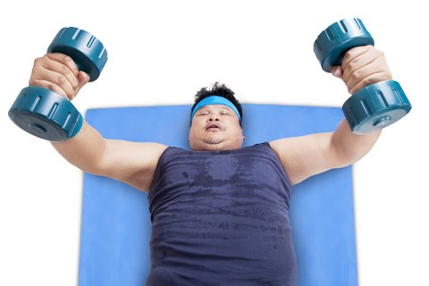 Why gym goers don't lose weight