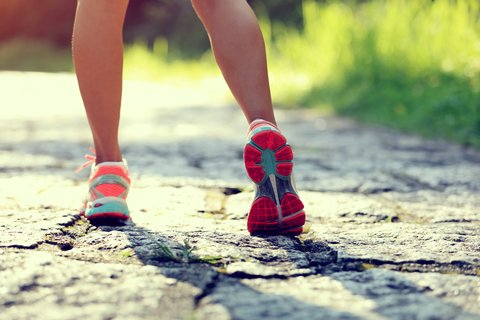 How many steps to beat fluctuating blood pressure