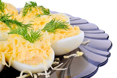 lower cholesterol naturally with eggs
