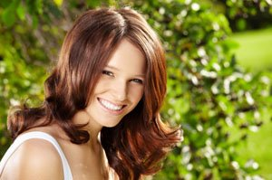 weight loss helps with hair loss