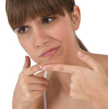 Acne free & where do the zits come from