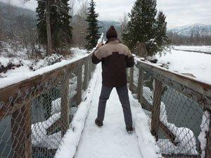 Malakwa Bridge Uthing