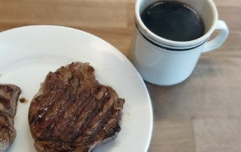 My love affair with coffee and why meat sucks